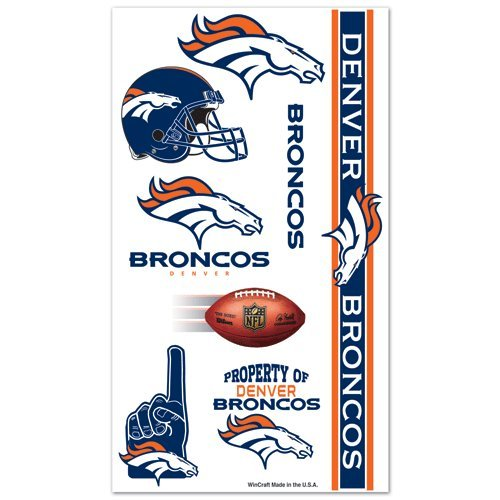 Denver Broncos Tattoos