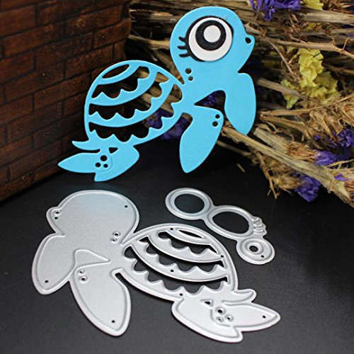 - 2019 Newest Mignon Metal Die Cutting Dies Handmade Stencils Template Embossing for Card Scrapbooking Craft Paper Decor by E-Scenery (C)