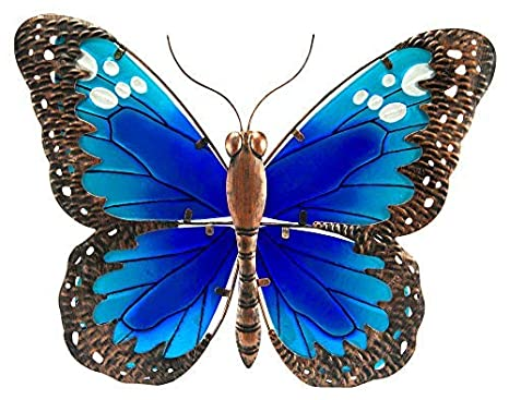 Amazon Com The Paragon Garden Decor Butterfly Patio Wall
