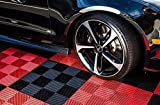 IncStores Vented Nitro Garage Tiles