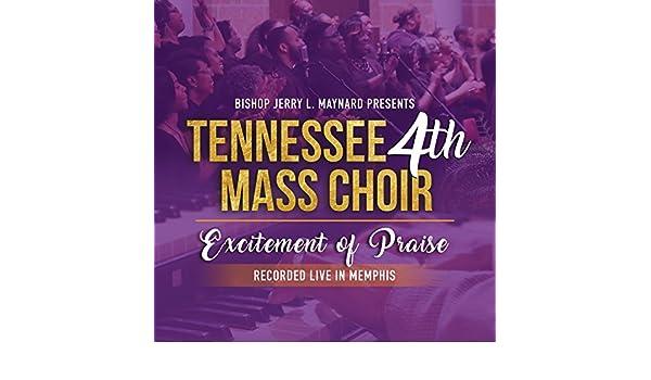 Great God (feat  Everett McBee) by Tennessee 4th Mass Choir