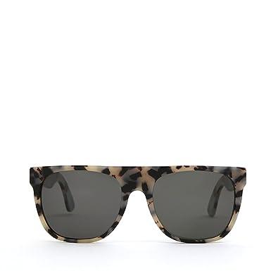 Amazon.com: Super con parte superior plana anteojos de sol ...