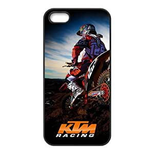KTM Racing Cell Phone Case for iPhone 5S