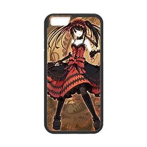 Kurumi Tokisaki Date A Live iPhone 6 4.7 Inch Cell Phone Case Black xlb-223292