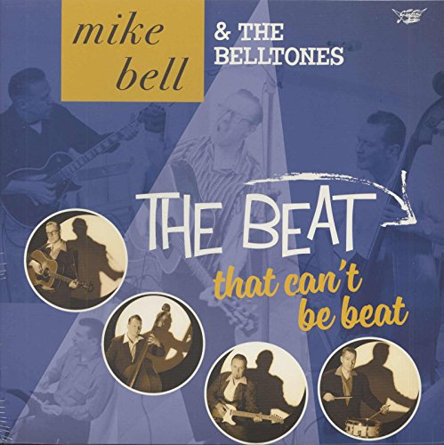 Mike Bell And The Belltones-The Beat That Cant Be Beat-CD-FLAC-2016-mwndX Download