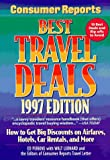 Consumer Reports Best Travel Deals 1997, Ed Perkins, 0890438625
