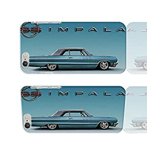 64 Impala Ss Image Protective Hard Custom Plastic 3d Case Cover for Apple iPhone 6 Plus - 5.5 inch, 3D Nanli Case,