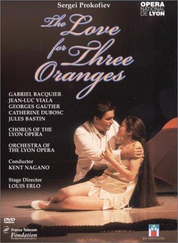 Prokofiev – The Love for Three Oranges / Nagano, Opera National de Lyon