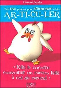 """Afficher """"Kiki la cocotte convoitait un caraco kaki à col de caracul"""""""