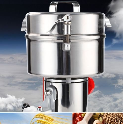 2000g Automatic swing herbal grinder/tea grinder/bean grinder/Coffe grinder