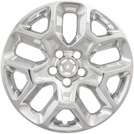 For Jeep New 16 inch Hubcaps Silver Rim Wheel Covers Hub Cap Full Lug Skin 547