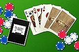 L'Empereur de la Mort Vintage Poster (artist: Cappiello, Leonetto) c. 1914 (Playing Card Deck - 52 Card Poker Size with Jokers)
