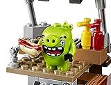 LEGO Angry Birds 75824 Pig City Teardown