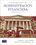 img - for Fundamentos de Administracion Financiera - 11b0 Edicion (Spanish Edition) book / textbook / text book