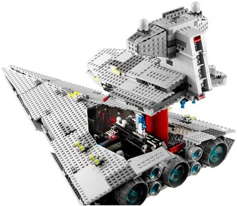 lego star wars star destroyer 6211