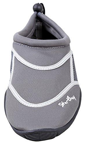 Brand Water Starbay Aqua 5902 Shoes New Men's Socks Athletic Grey Aw5U4q