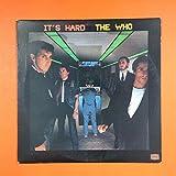 WHO It's Hard 1 23731 TML X LP Vinyl VG++ Cover VG++ Sleeve