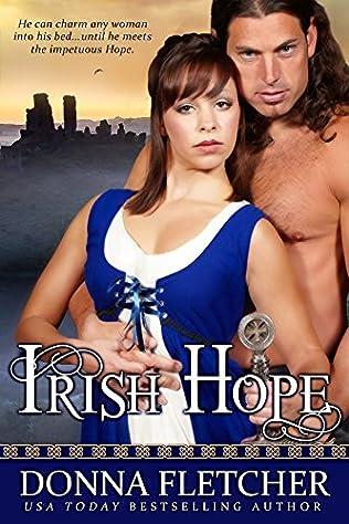 book cover of Irish Hope