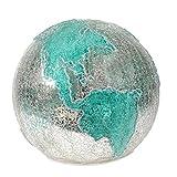Dennis East International DEI 6'' Diameter Medium Planet Earth Lamp
