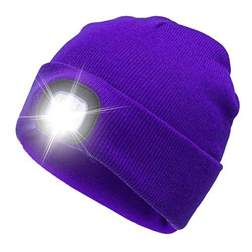 led light cap - 6