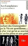 Les Complaintes de Jules Laforgue par Scepi