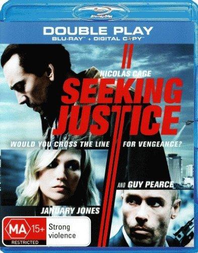 Seeking Justice [Blu-ray + Digital Copy] [2 Discs] [NON-USA Format / Region B Import - Australia]