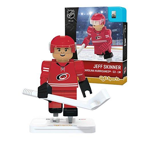 OYO Sports NHL Minifigure Carolina Hurricanes Jeff Skinner