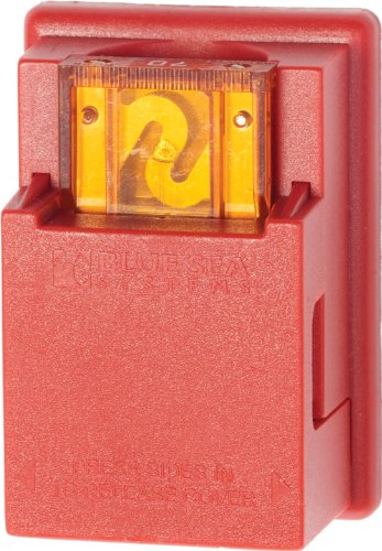 Blue Sea Systems Maxi Fuse Block - 30-80A ()