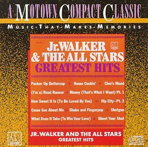 Jr. Walker & The All Stars - Greatest Hits (Jr Walker & The All Stars Greatest Hits)
