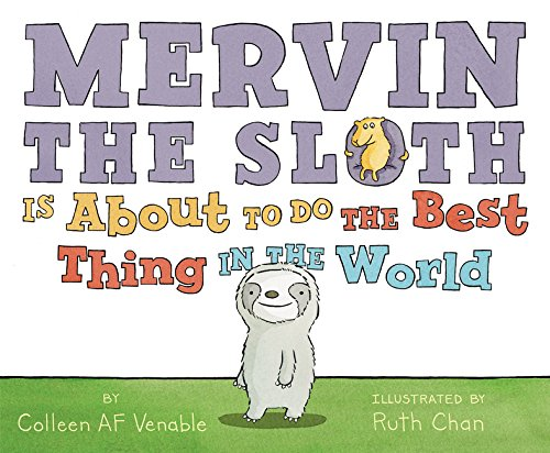 Mervin the Sloth Is About to Do the Best Thing in the World (Best Rainforest In The World)