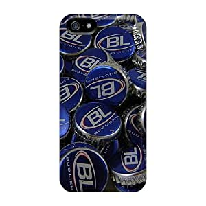 High Quality Mobile Cases For Iphone 5/5s With Allow Personal Design Trendy Bud Light Series ChristopherWalsh