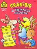 Books : Gran / Big Cuaderno de Trabajo de Preescolar Preschool Workbook (Spanish Edition)