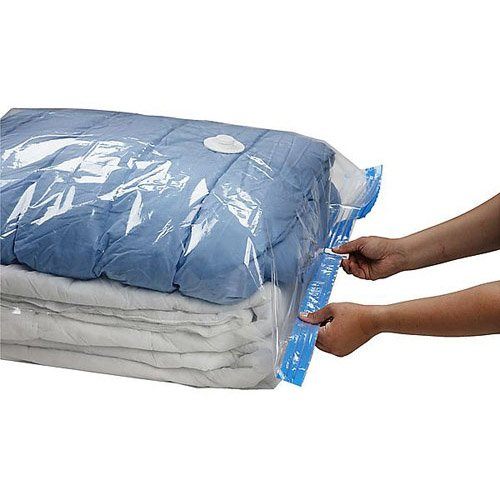 Voche® Pack of 20 Jumbo Space Saving Vacuum Compressed Storage Bags - 100cm x 110cm