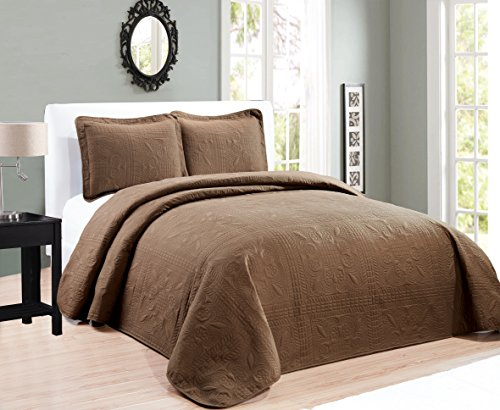 chocolate bedspread - 4