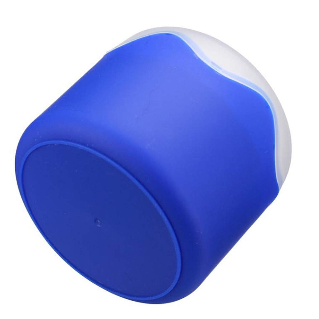 Essencedelight Storage Case Portable Round Watch Traveler's Organizer Holder Storage Display Colorful Showcase Jewelry Box