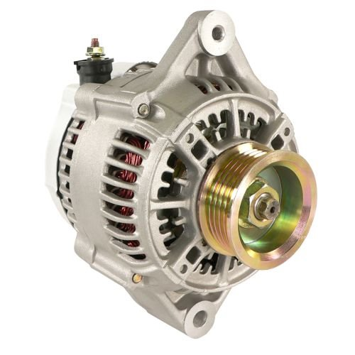 DB Electrical AND0262 New Alternator For 2.4L 2.4 2.7L 2.7 Toyota 4runner 00 2000, Tacoma Pickup 00 01 02 03 04 2000 2001 2002 2003 2004 101211-9630 400-52057 13885 27060-75160 1-2366-01ND ()