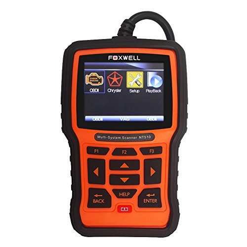 FOXWELL Full System Diagnostic Electronic Transmission