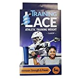 Lacedup Athletics Training Lace Lax 5Oz BLUE