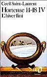 Hortense 14-18, tome 4 : L'hiver fini par Laurent