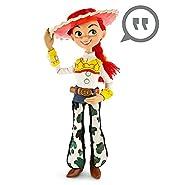 Disney Jessie Talking Figure - 15 Inches