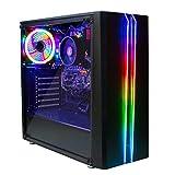 Pc CPU Gamer Xtreme AMD Ryzen 5 2400g 8gb 1tb 240gb Ssd Gráficos Vega 11