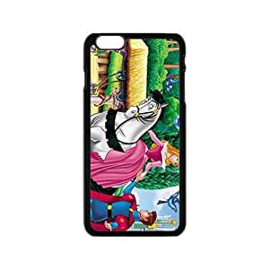 SANLSI Sleeping Beauty Case Cover For iPhone 6 Case