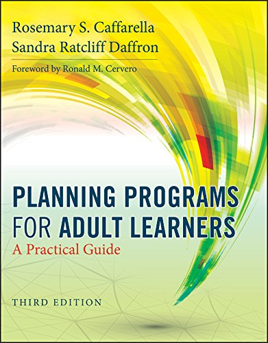 Planning Programs for Adult Learners: A Practical Guide ()