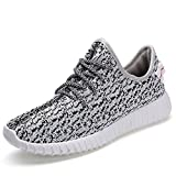 Nepretty Lightweight Walking Shoes Mens Knit Breathable Sneakers Woman Gym Running Tennis