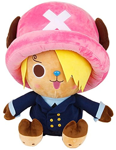 One Piece Tony Chopper Costume Sanji Authentic Stuffed Plush Doll 10