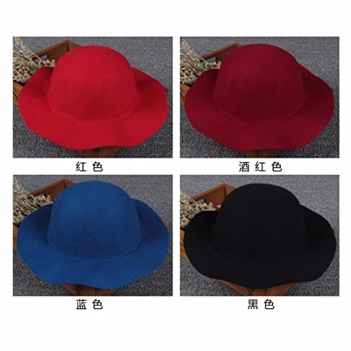 Outlet ERLINGSAN-MZ Sombrero De La Mujer De Primavera Otoño Sombrero De  Invierno Sombrero 164b4b6328d