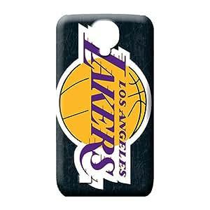 samsung galaxy s4 Shock-dirt Snap-on High Grade phone case skin los angeles lakers nba basketball