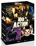 Coffret action : Transformers 1 et 2 + Star Trek XI + G.I. Joe + Watchmen - coffret 5 DVD