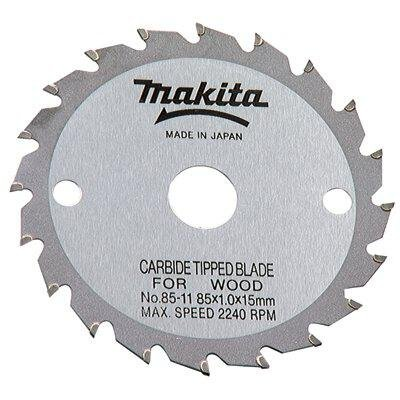 Makita 721005-A 24T Carbide Saw Blade, 3-3/8-Inch