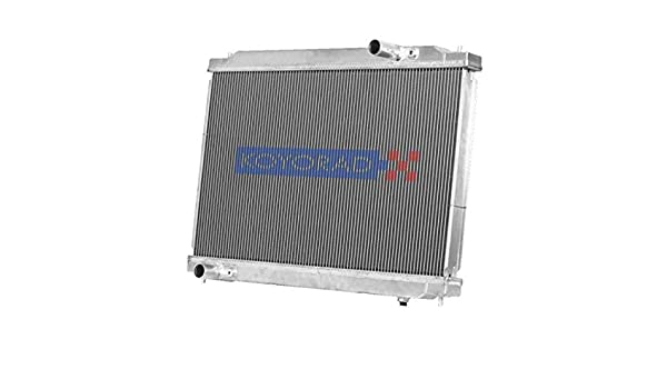 KOYO RACING ALUMINUM RADIATOR FOR 92-00 HONDA CIVIC//DEL SOL B16 B18 HH080300